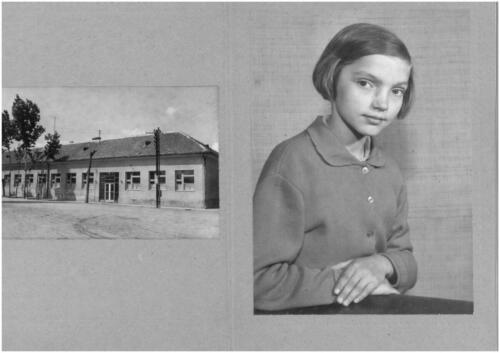 Általános iskolai emlék 1963-ból
