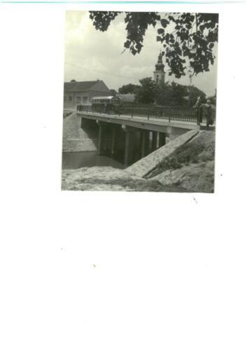 1962-ben a nagyhidat átadták a forgalomnak