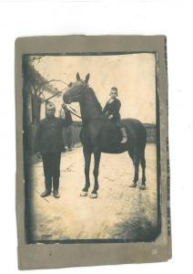 Apa és fia 1933.