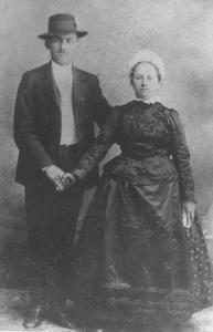 Esküvői kép 1912.
