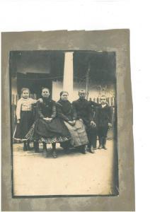 Foktői család 1933.