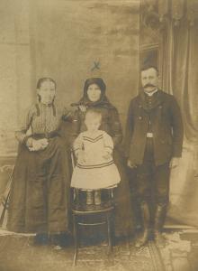 Foktői család a századfordulón
