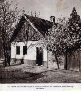 Foktői ház