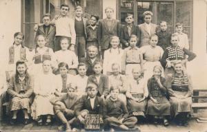 Osztálykép 1948-49
