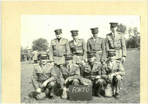Önkéntes Tűzoltó Egyesület 1967-ben