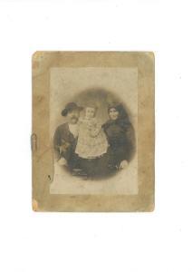 Családi kép az 1800-as évekből