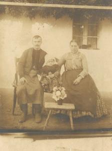 Foktői család a századfordulón (2)
