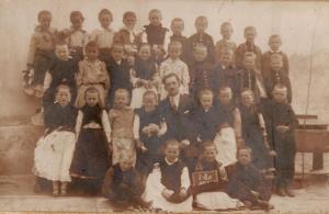 Osztálykép 1927-28